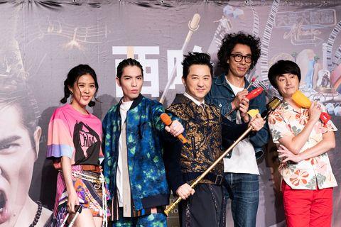 庾澄慶蕭敬騰主演《西哈遊記-魔二代再起》