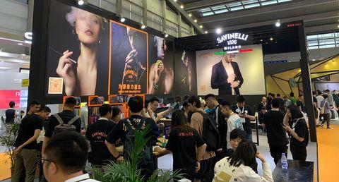 jouz,vape,china,shenzhen,iecie,2019,中国,ベイプ,タバコ,喫煙,電子タバコ,加熱式タバコ,喫煙,健康,フレーバー,