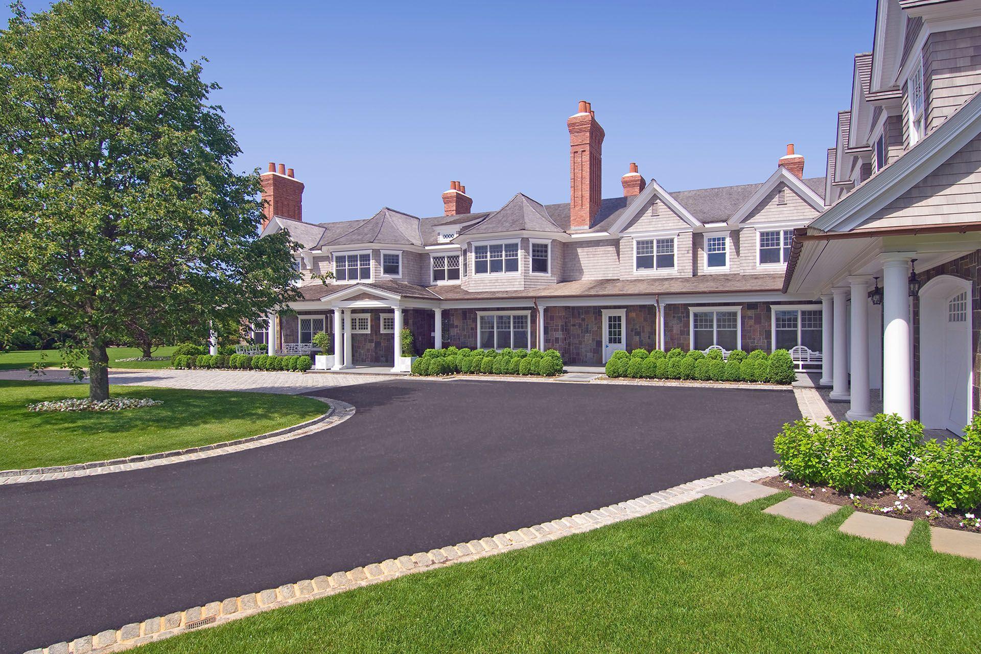 Hamptons Mansion Home