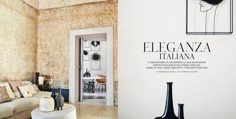 Interior design, Room, Wall, Furniture, Design, Table, Building, Tile, Wallpaper, Living room,
