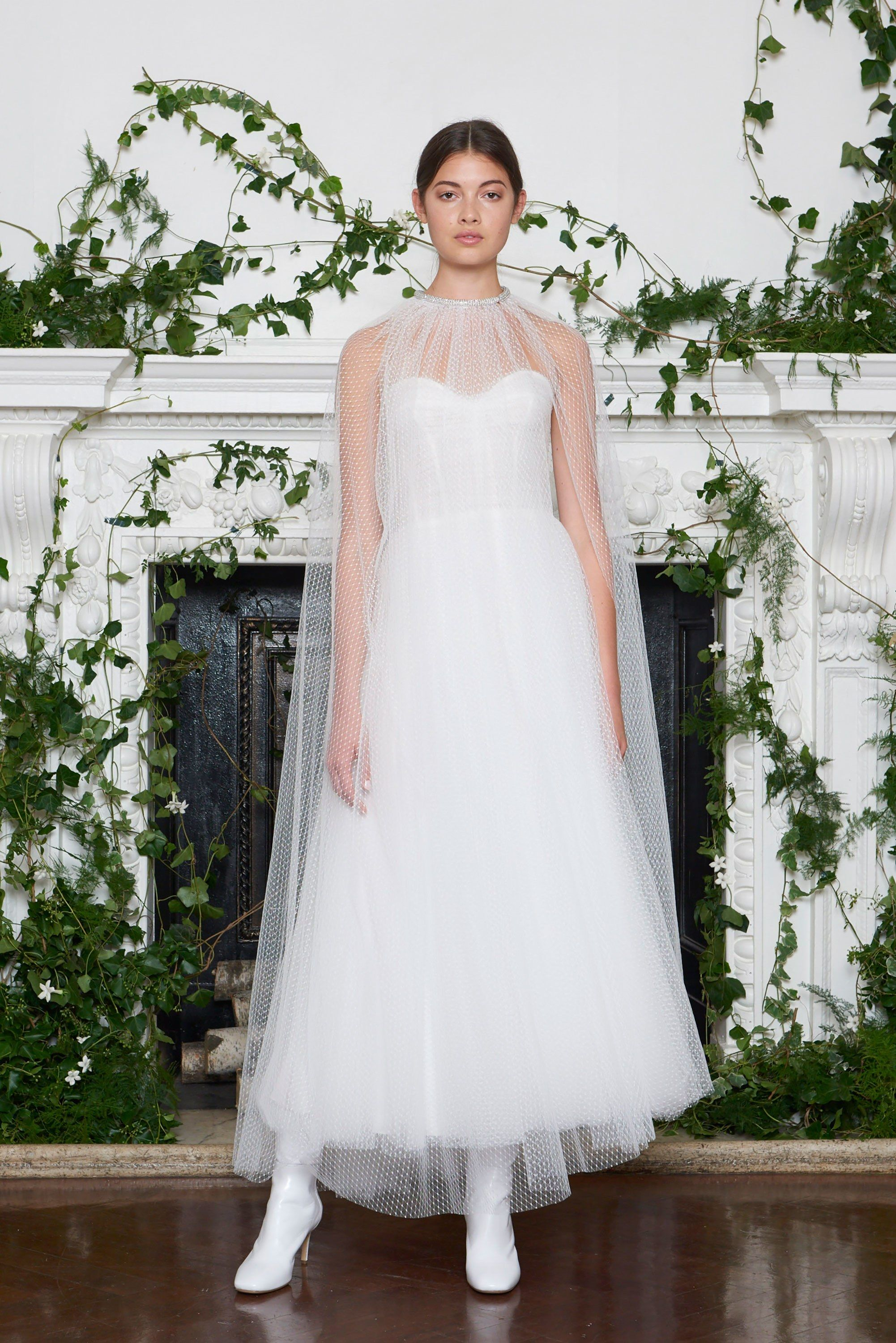 The Best Looks From Bridal Fall 2018