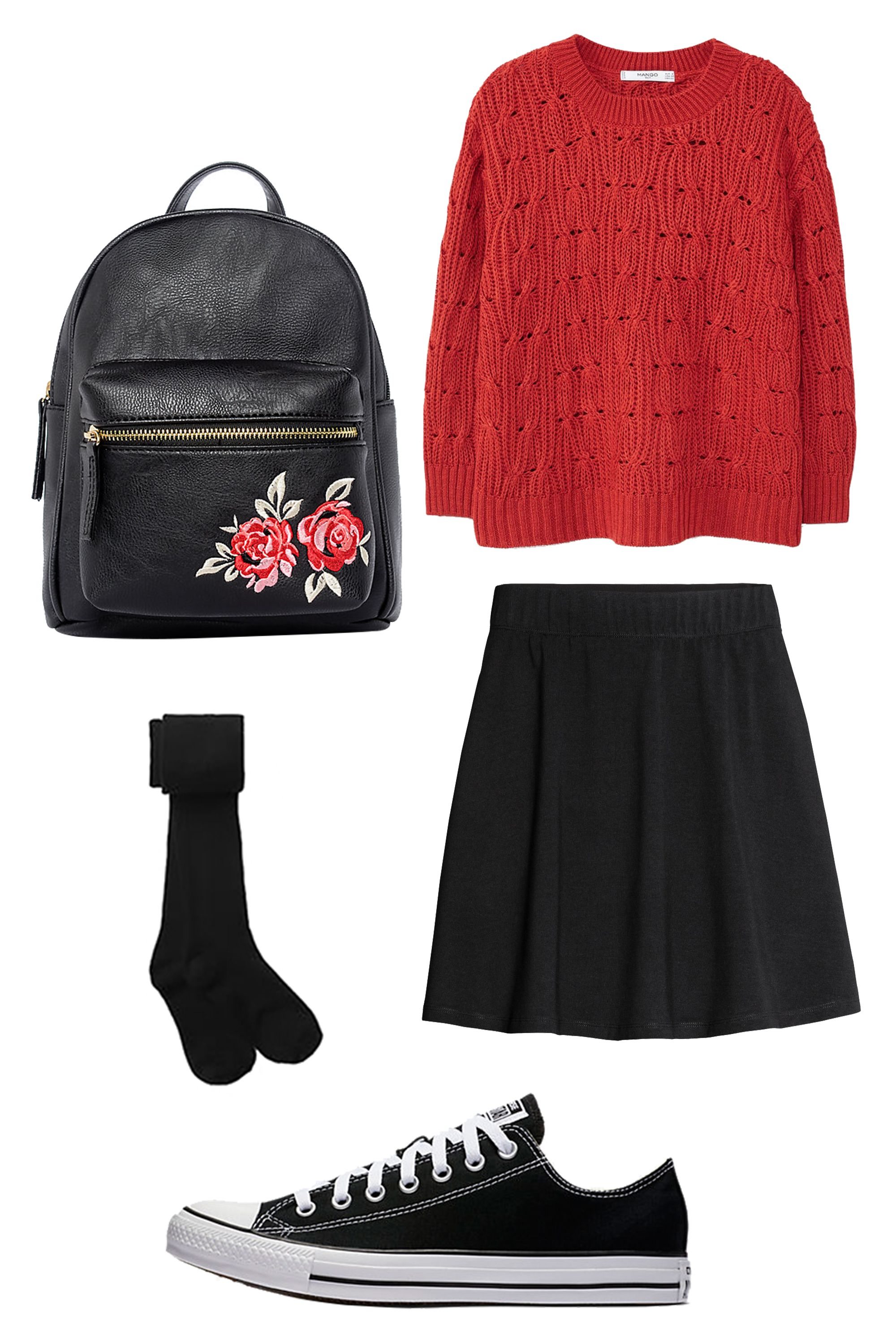 ea9ad4acb1 Valentine's Day Outfits - 10 V-Day Looks