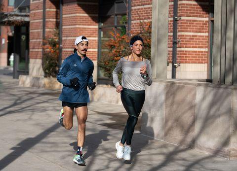 beginner marathoner