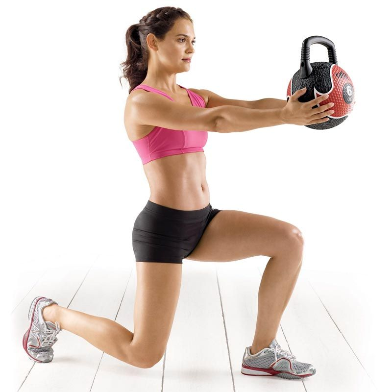 Get Sleek and Slim with Kettlebell Workouts