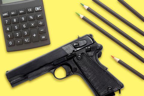 Gun, Firearm, Trigger, Gun accessory, Gun barrel, Air gun, Airsoft gun, Starting pistol,