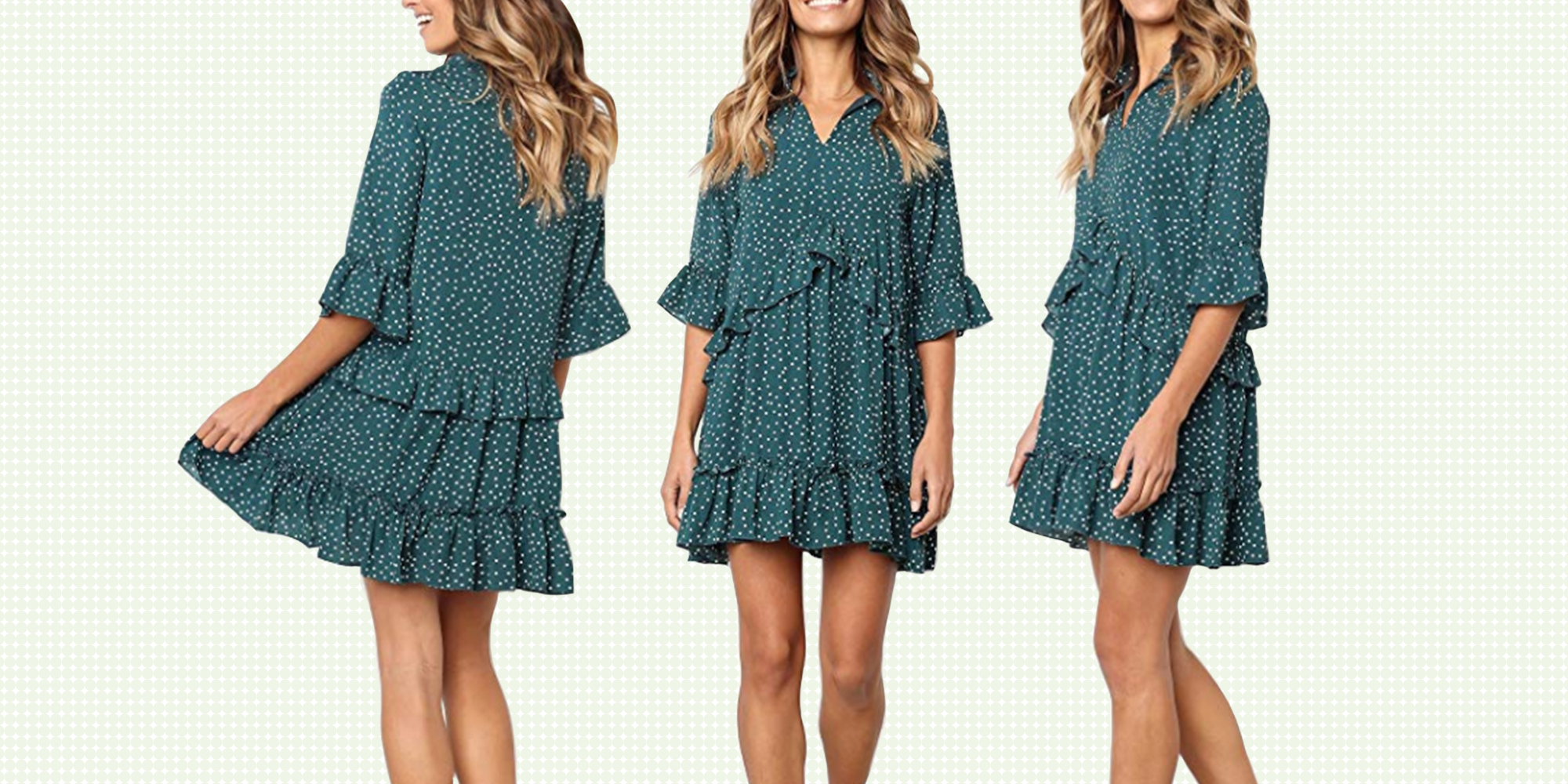 This $25 Dress on Amazon Is Perfect for Transitioning to Fall
