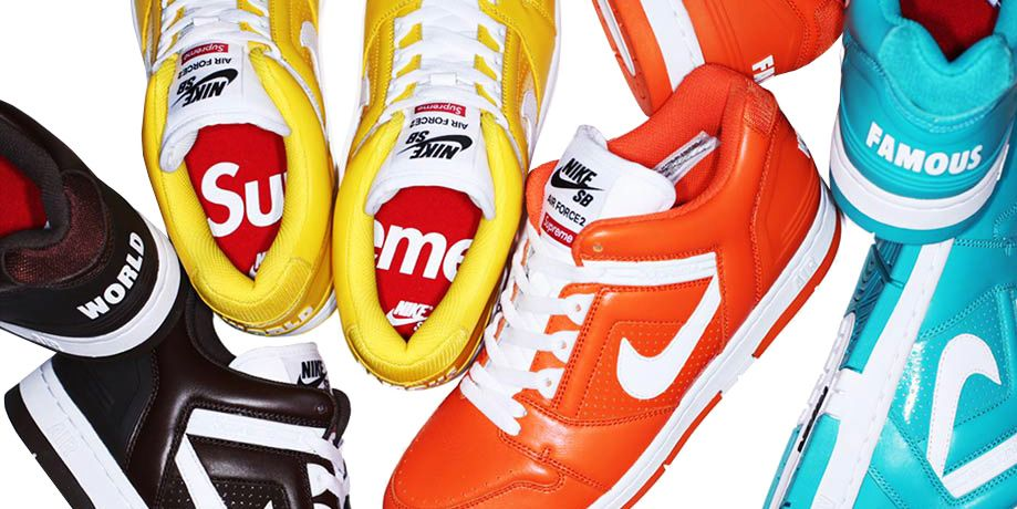 These Are the 10 Coolest Sneakers of the Week