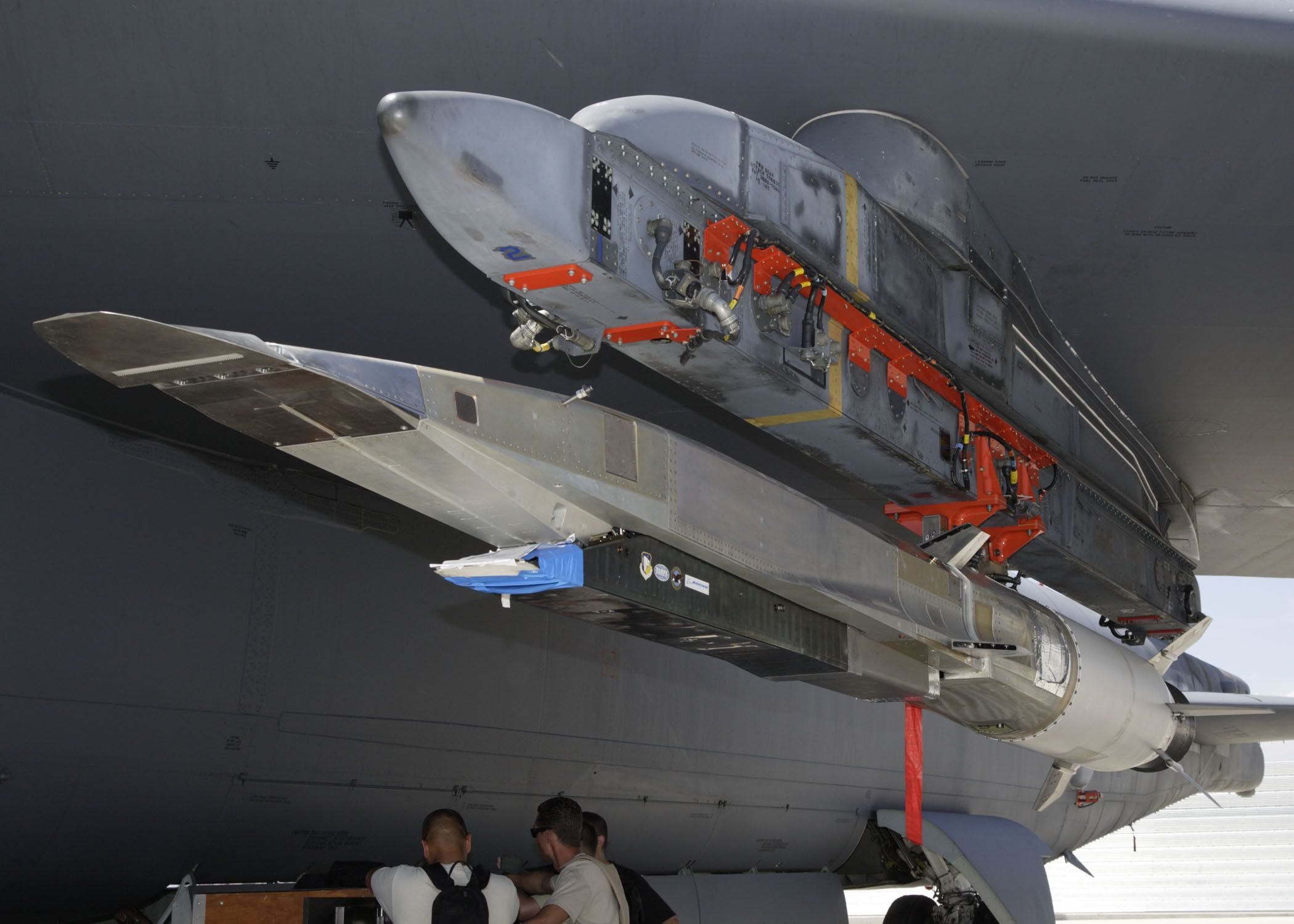 The Air Force Is Working on 'Hacksaw,' a Mach 5 Missile