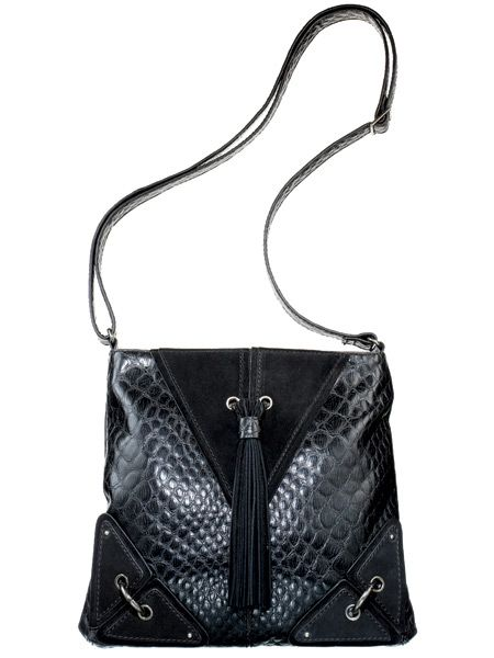 Jessica Simpson Collection crossbody bag (Photo: Lisa Shin)