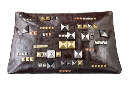 Rachel Rachel Roy clutch (Photo: Lisa Shin)