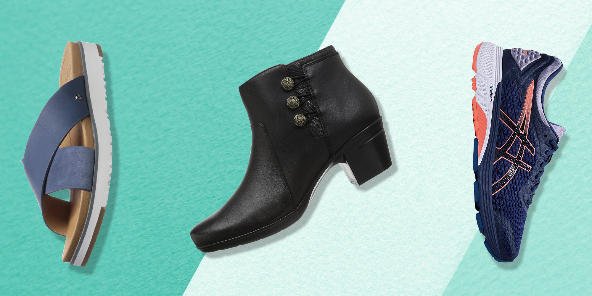 10 Best Shoes For Bunions That Are Actually Stylish