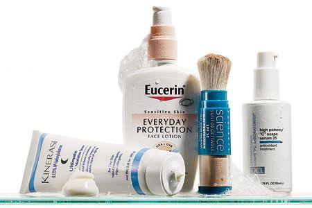 skin tips oily