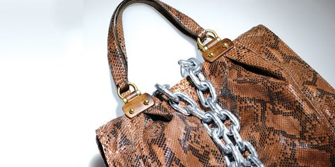 Saving Money Tips: Chained Up Purse
