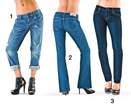 denim jeans straight