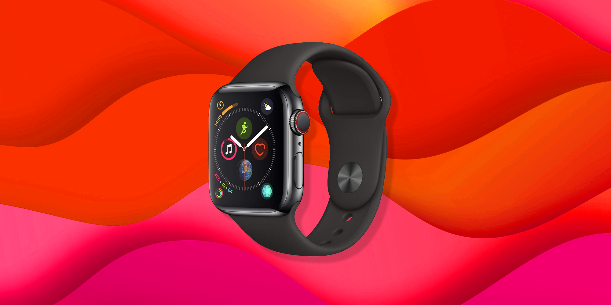 The Apple Watch Series 4 Is On Sale After The Announcement Of The New Series 5 Smartwatch