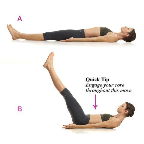 Image result for LEG RAISES