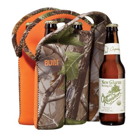 Christmas gifts: beer cozy