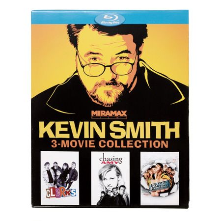 Christmas gifts: kevin smith box set