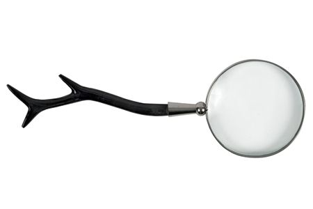 Christmas gifts: magnifying glass