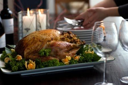 Low-Cal Thankgiving Recipes