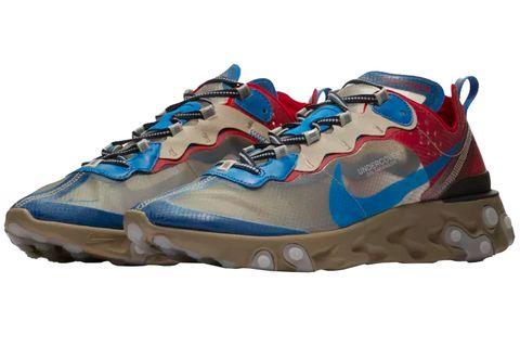 Shoe, Footwear, Outdoor shoe, Blue, Sneakers, Running shoe, Turquoise, Athletic shoe, Hiking boot, Walking shoe,