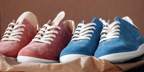 Footwear, Shoe, Blue, White, Sneakers, Outdoor shoe, Walking shoe, Skate shoe, Plimsoll shoe, Athletic shoe,