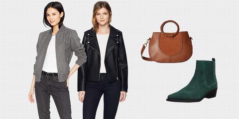 Clothing, Footwear, Handbag, Bag, Outerwear, Fashion, Shoulder, Boot, Leather, Fashion accessory,