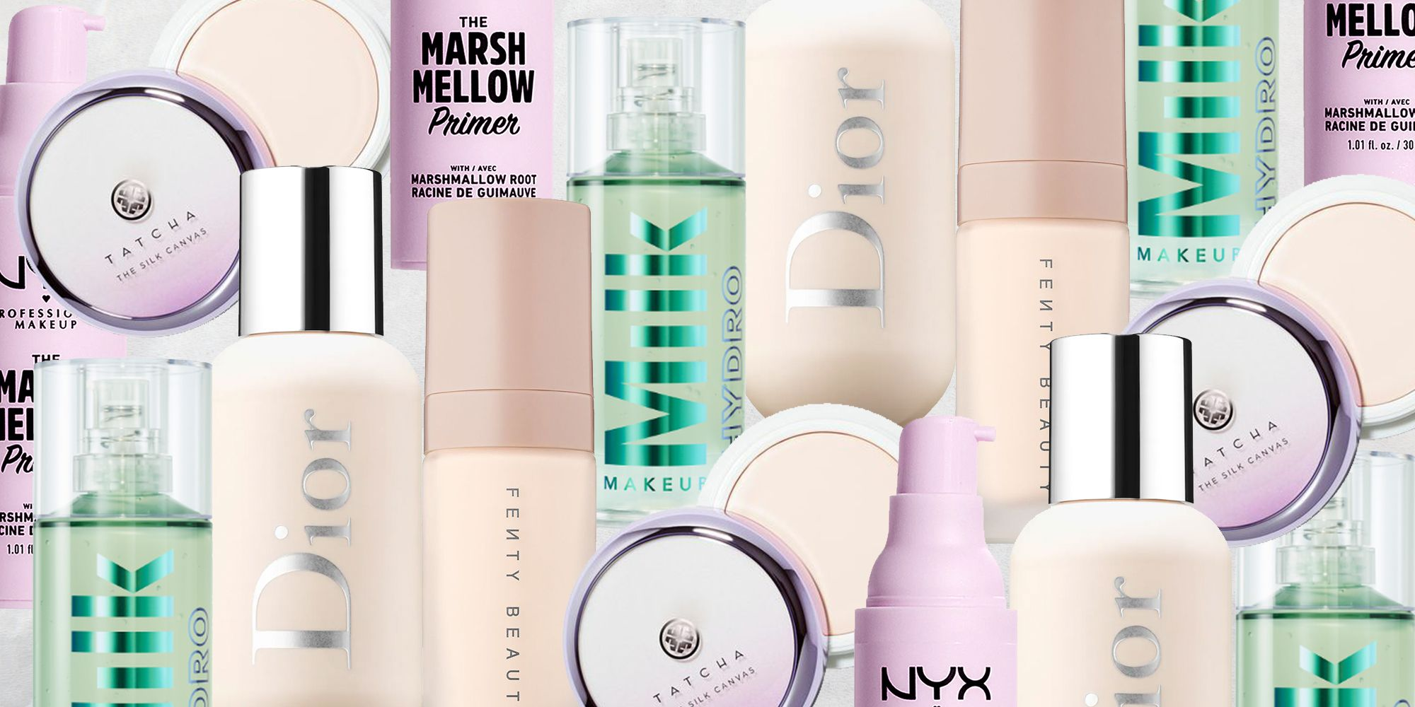 The 9 Best Face Primers for a Great Makeup Day