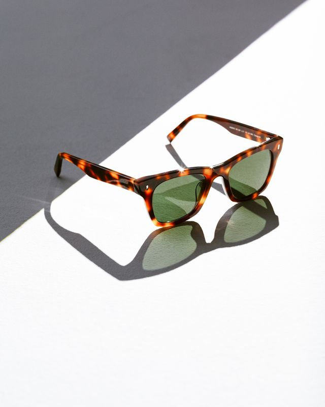warby parker harris sunglasses