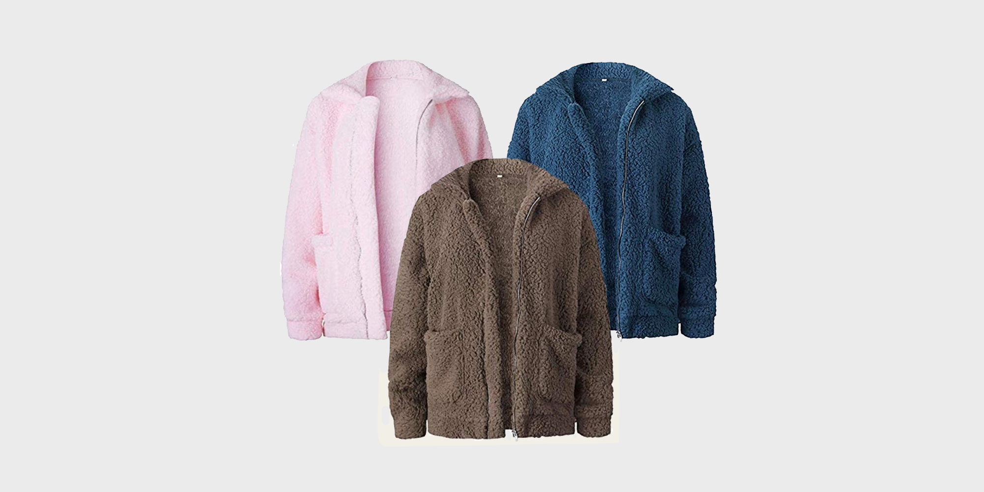 Amazon Is Selling a Ridiculously Cozy (and Cheap!) Fuzzy Fleece