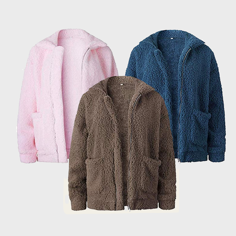 newest style limpid in sight great discount sale Comeon's Top-Rated Fleece Jacket Is on Amazon for Less Than $30