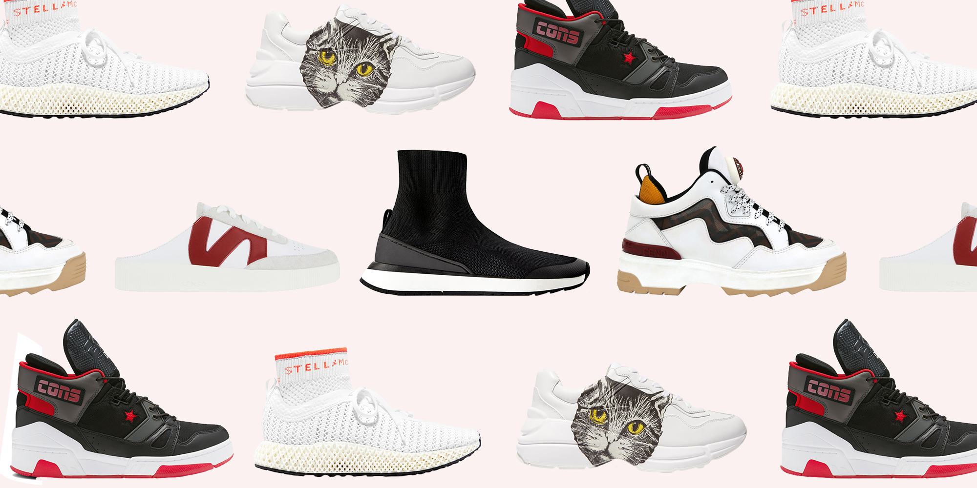 16 Best Sneakers of the Year , Sneaker Trends of 2019