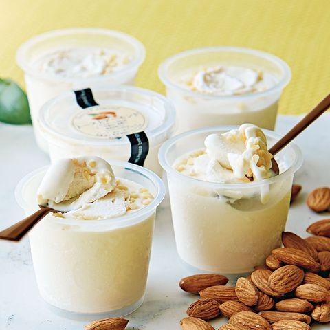 低糖、低脂肪、卵不使用のヘルシーなアイスを作る「ミセスフリーズ」。