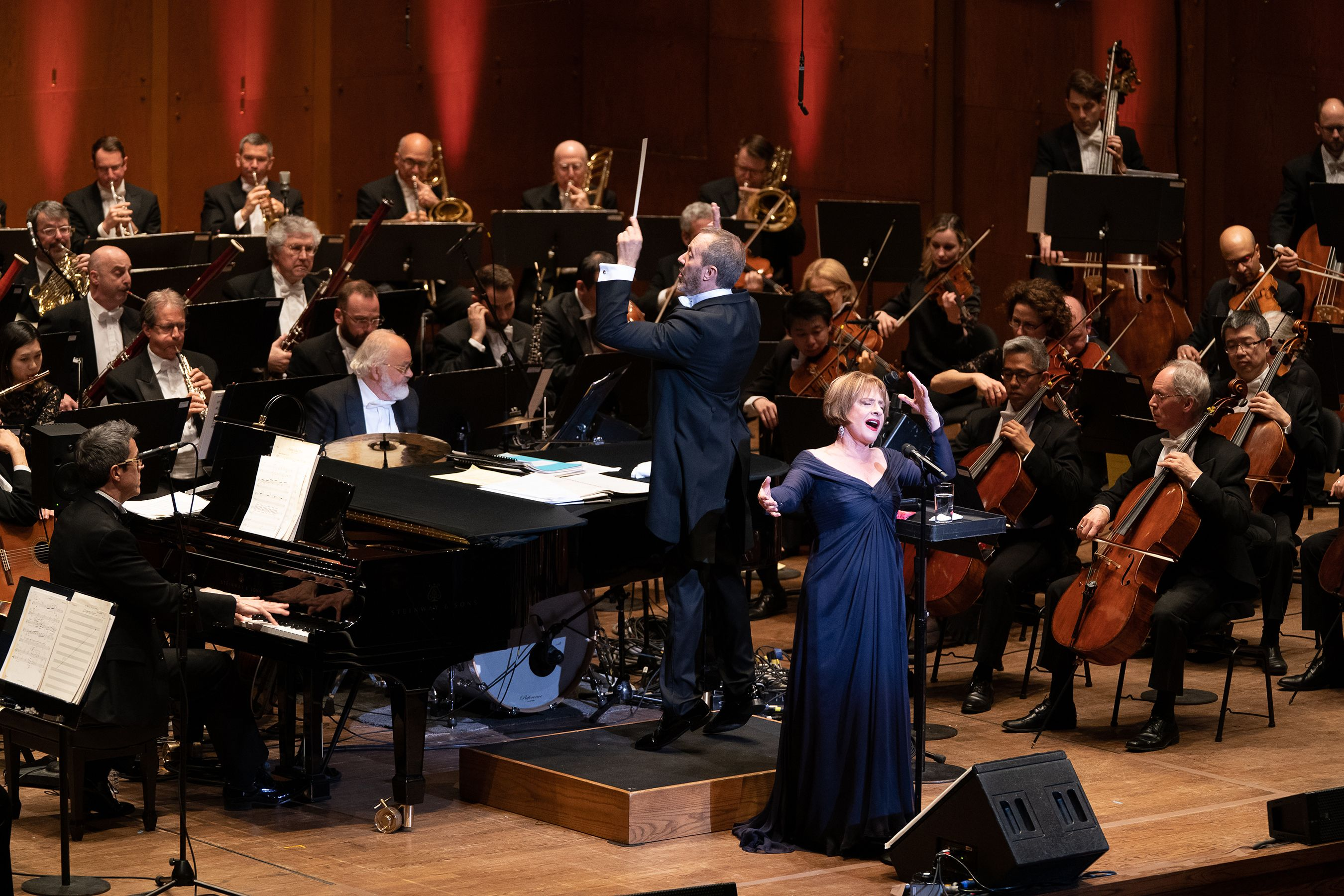 Patti LuPone and Bridget Everett Duet at New York Philharmonic