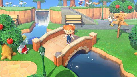 El nuevo Animal Crossing para la Switch