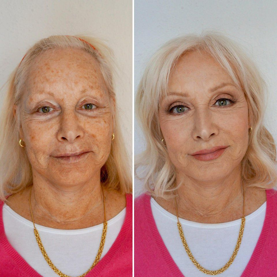 Makeup Artist Shares Her Best Makeup Tips for Older Women on Reddit
