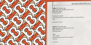 Burberry, Burberry新任總監, Ricardo Tisci, Thomas Burberry, 換Logo,設計師,時尚品牌