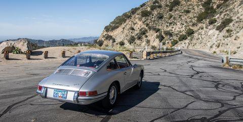 Land vehicle, Vehicle, Car, Porsche 911 classic, Porsche 912, Regularity rally, Coupé, Sports car, Porsche, Classic car,