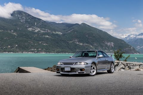 Nissan Gtr R33 >> R33 Nissan Skyline Gt R Remembered Why The R33 Is The Best