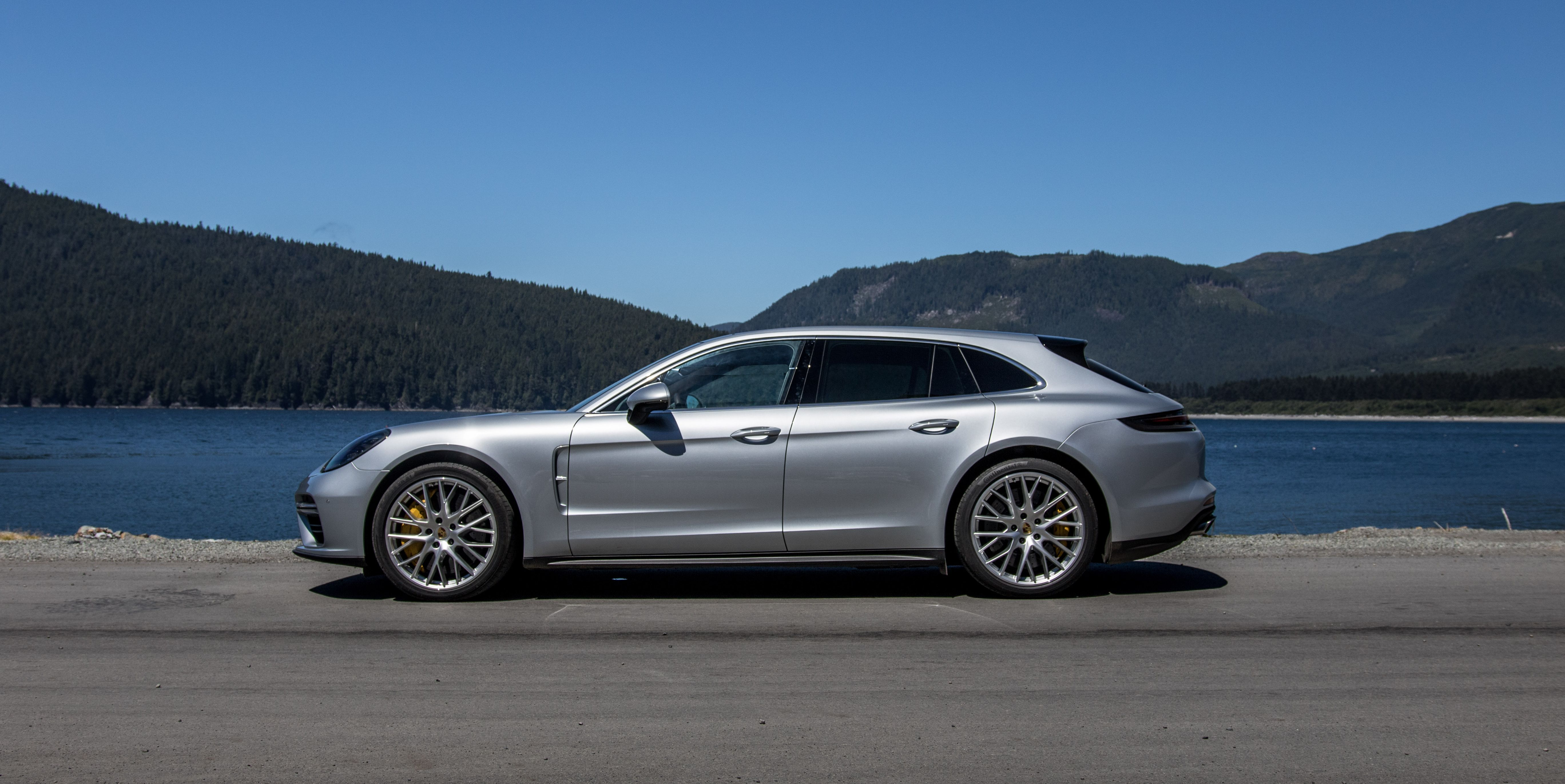 Seven Things You Learn Driving the Porsche Panamera Sport Turismo