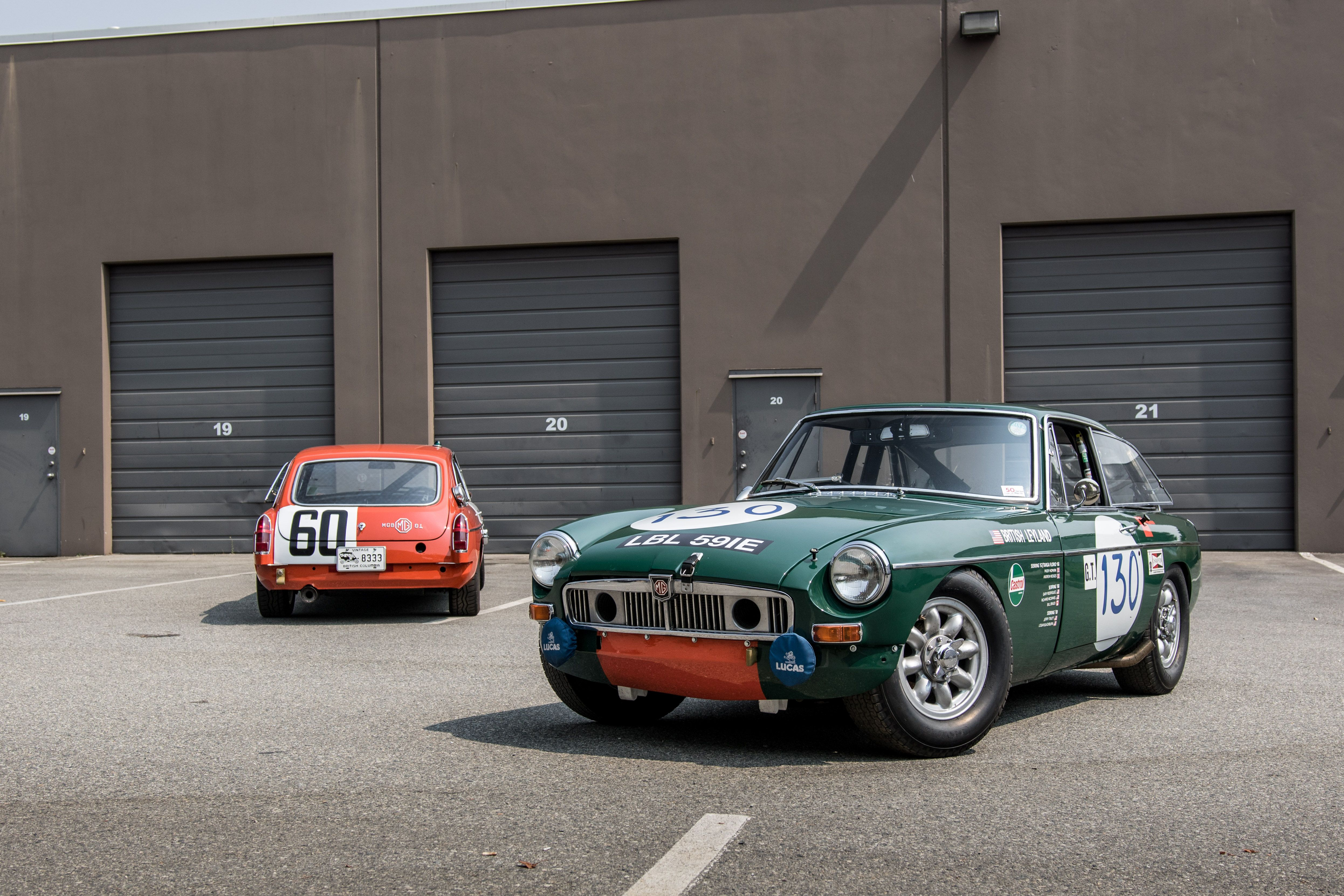 This MGB GT Is the Forgotten Hero of Sports Car Racing\'s Golden Age