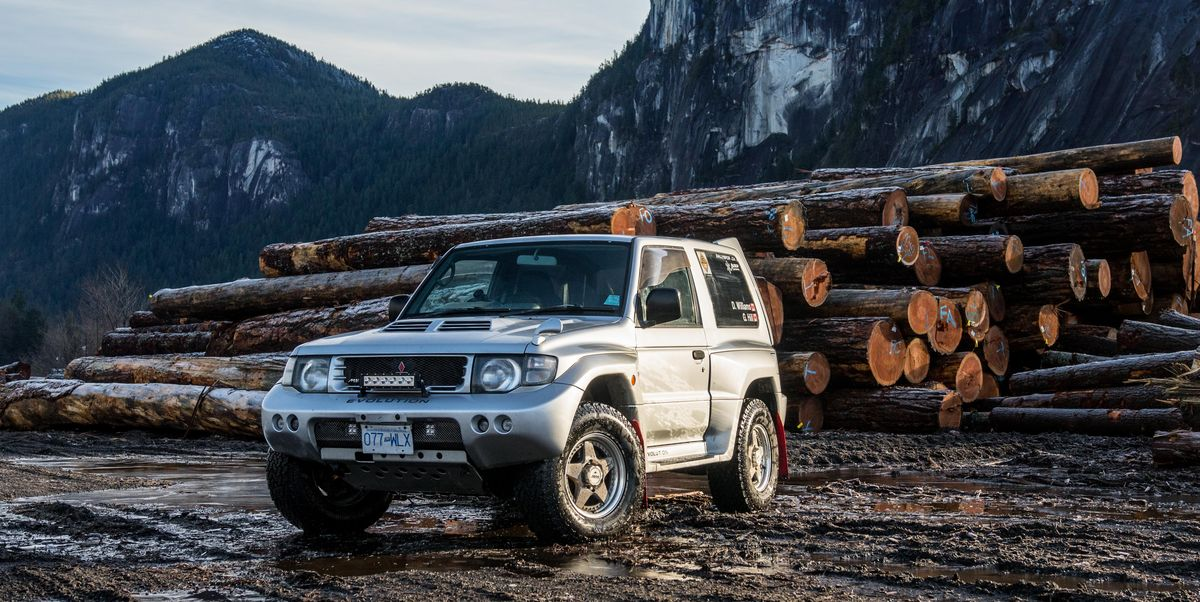 The Pajero Evolution Is Proof Mitsubishi Can Build An Exciting Off