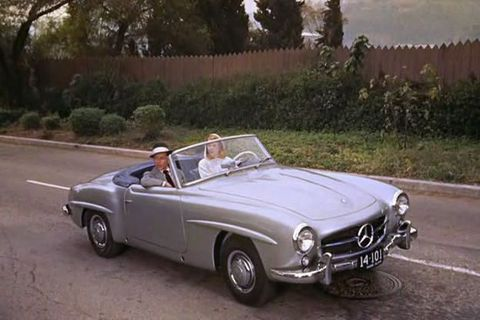 Land vehicle, Vehicle, Car, Classic car, Mercedes-benz 190sl, Coupé, Mercedes-benz, Mercedes-benz 300sl, Convertible, Sedan,