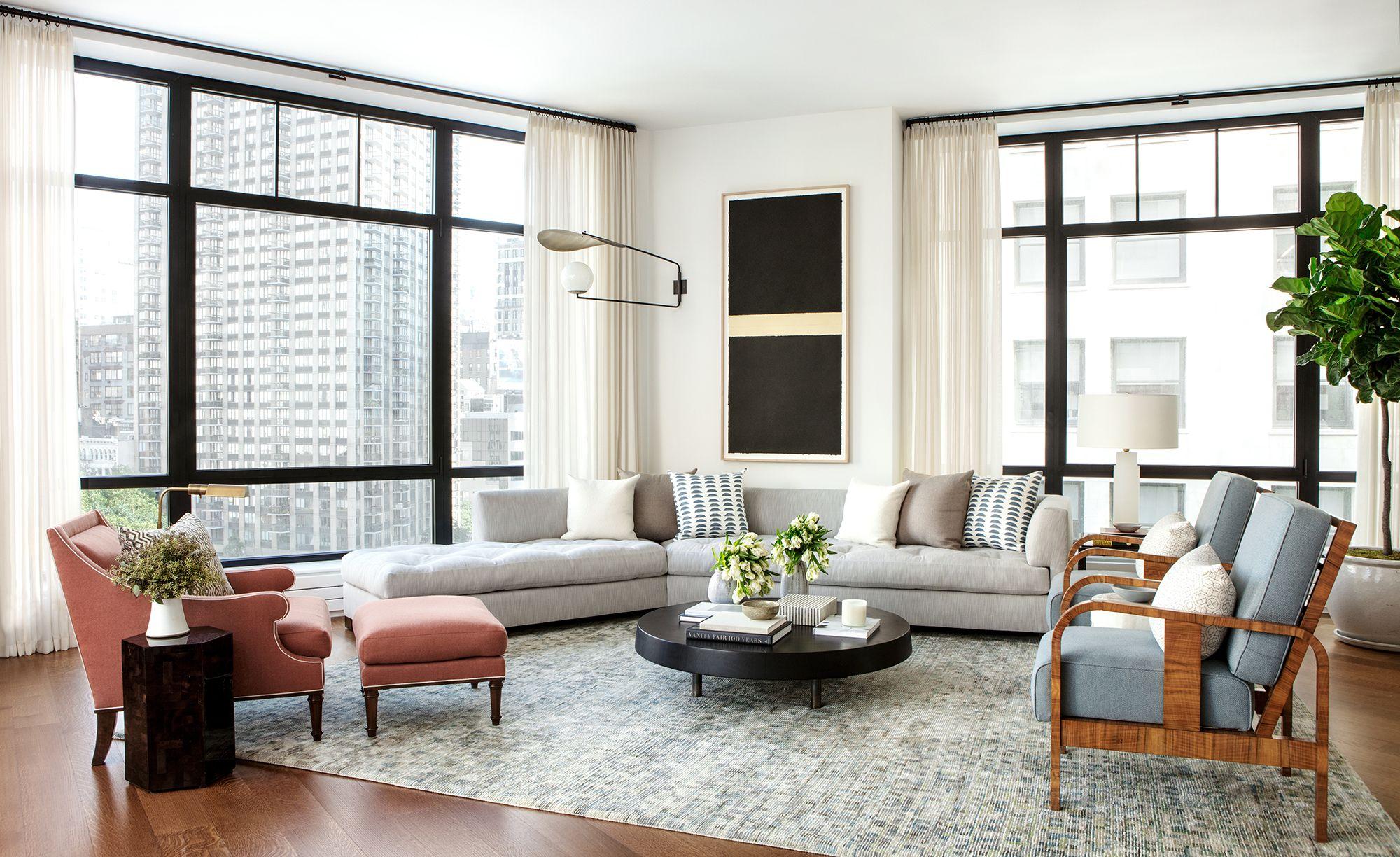 30 living room furniture layout ideas how to arrange seating in a rh elledecor com