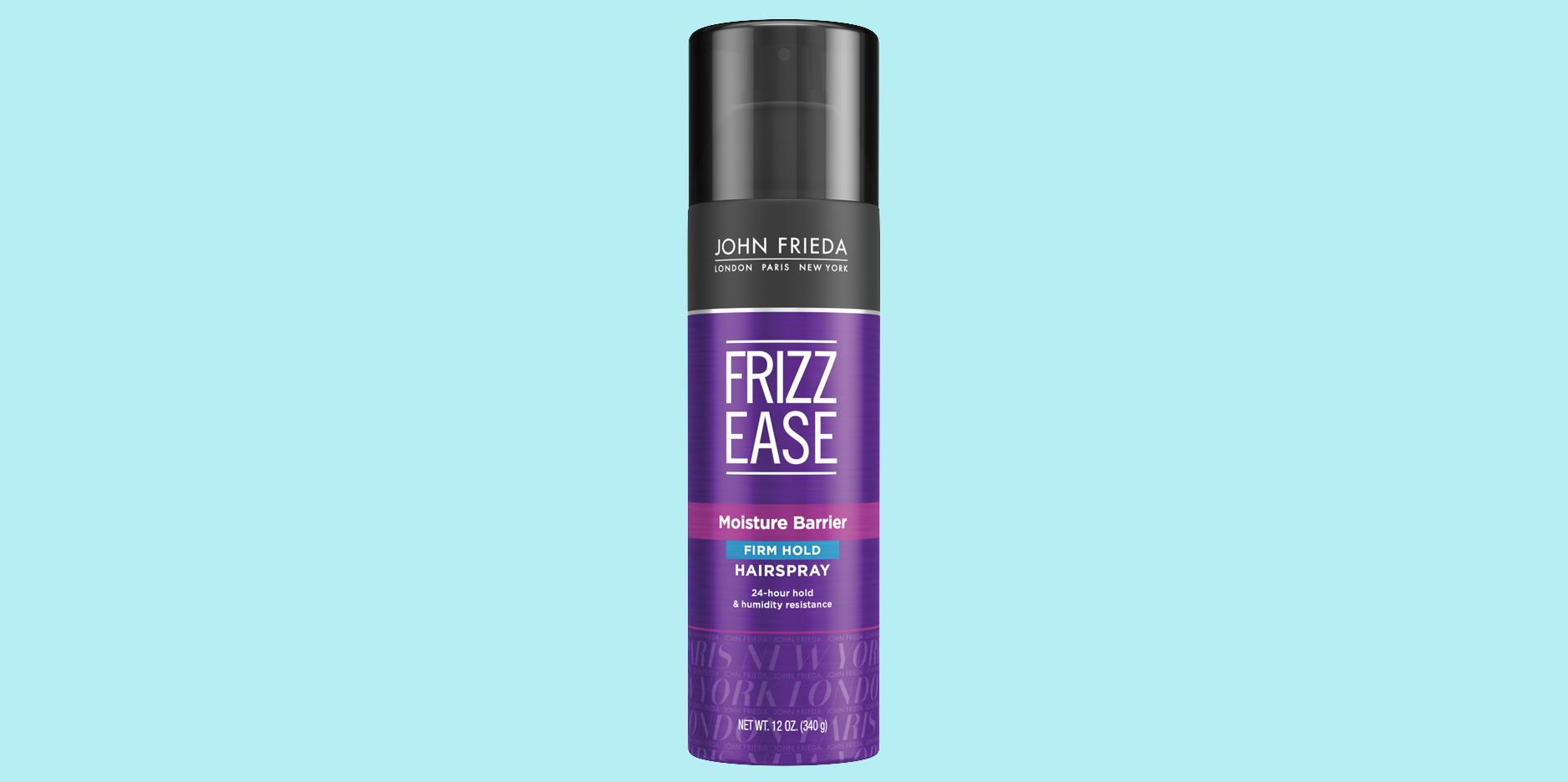 anti frizz spray bäst i test