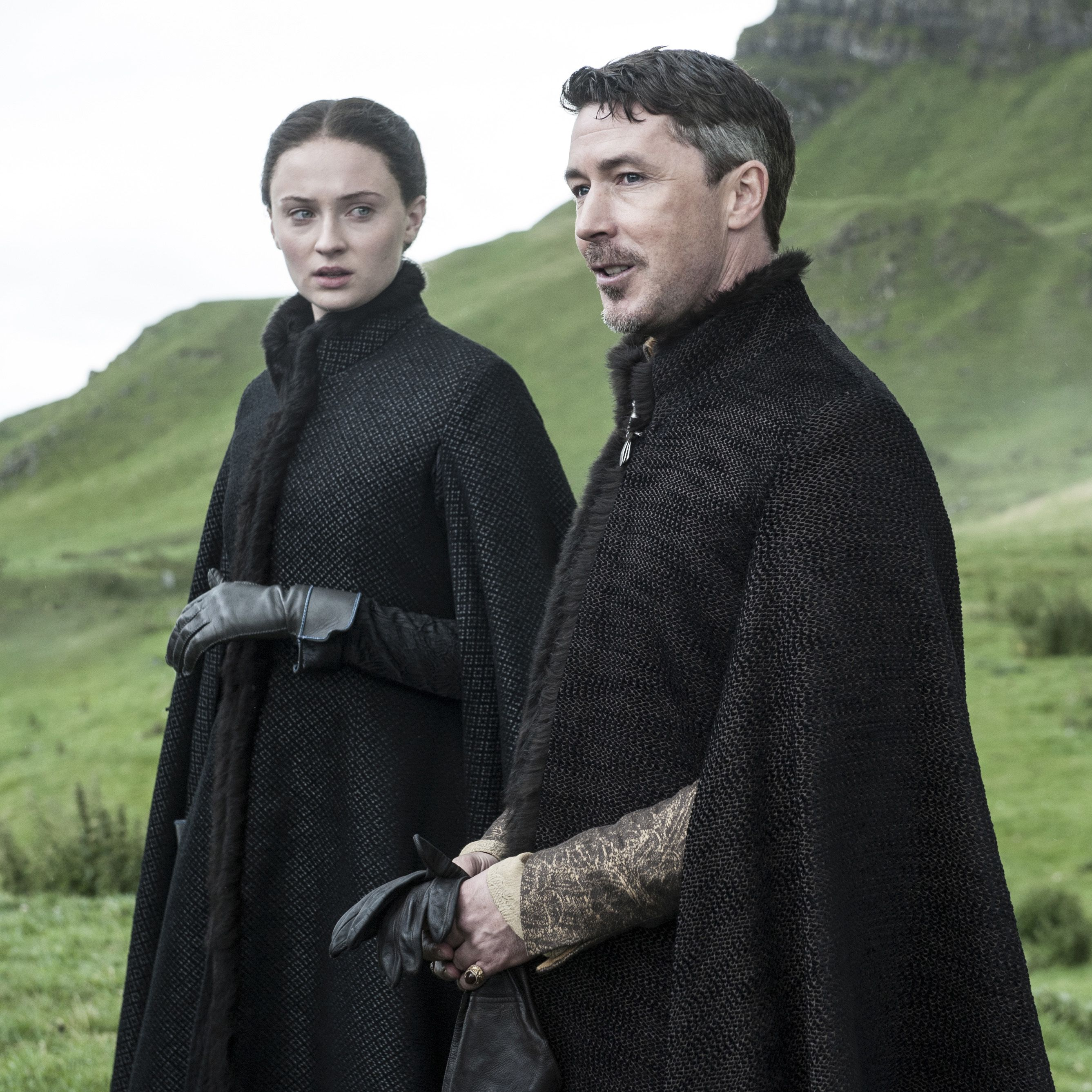'Game of Thrones' Actor Aidan Gillen Says It's Possible No One Will Win the Iron Throne