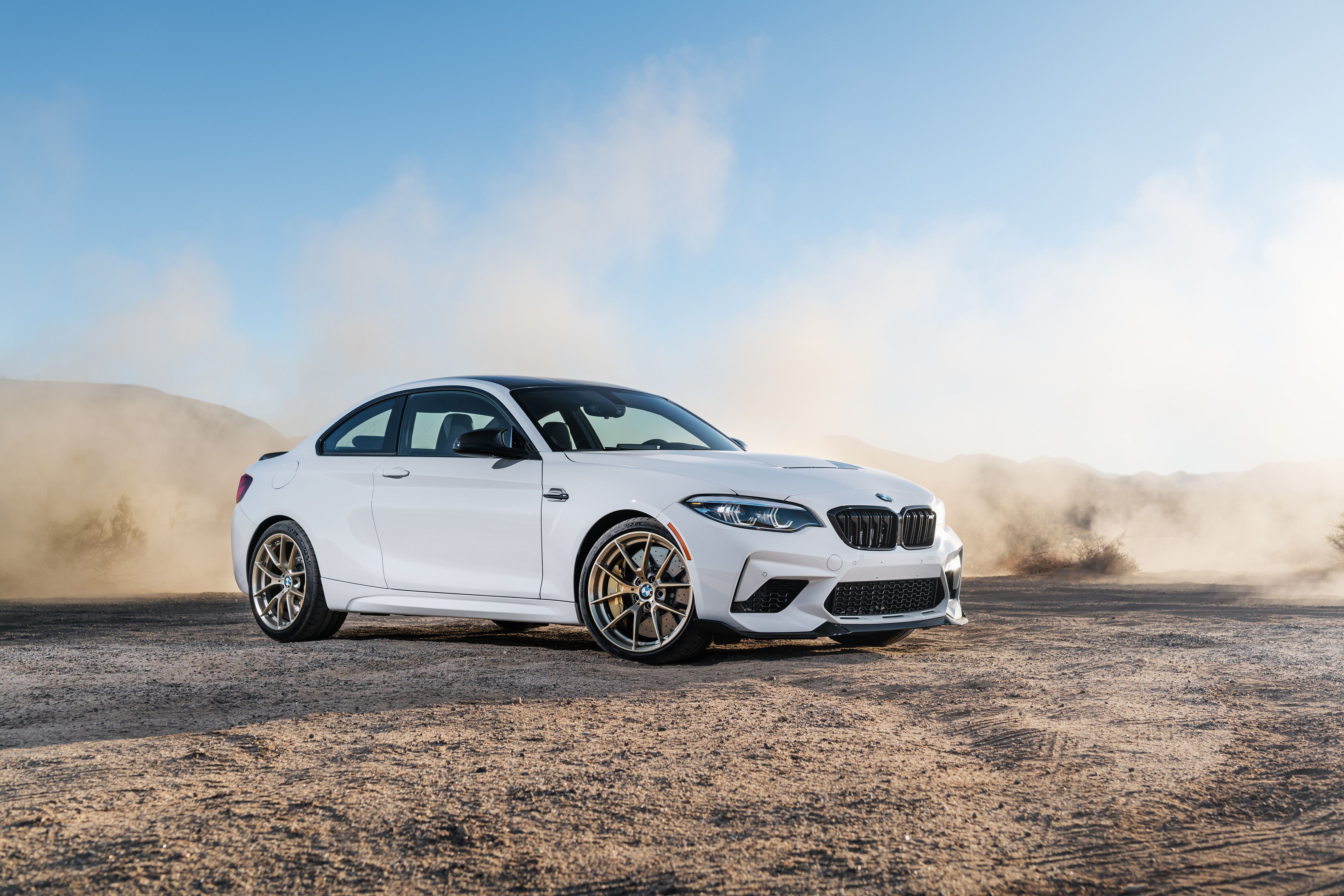 Tested 2020 Bmw M2 Cs Hangs In There