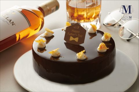 lady m父親節蛋糕限定版登場!威士忌巧克力慕斯、經典原味千層特別版獻給親愛的爸爸