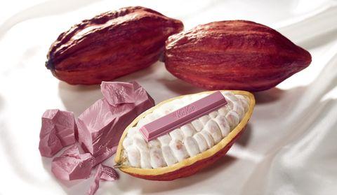 夢幻,粉紅色,巧克力,紅寶石巧克力,Ruby Chocolate