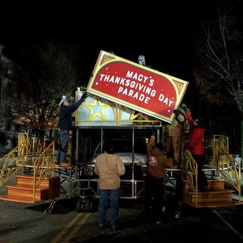 Ram Trucks at Thanksgiving Day Parade 2018